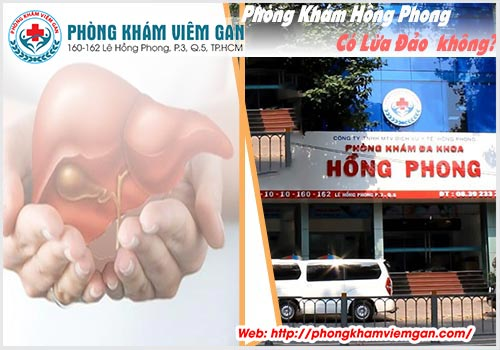 phong kham hong phong co that su lua dao